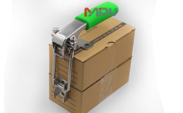 麦朴工业告诉你箱子搭扣锁怎么开