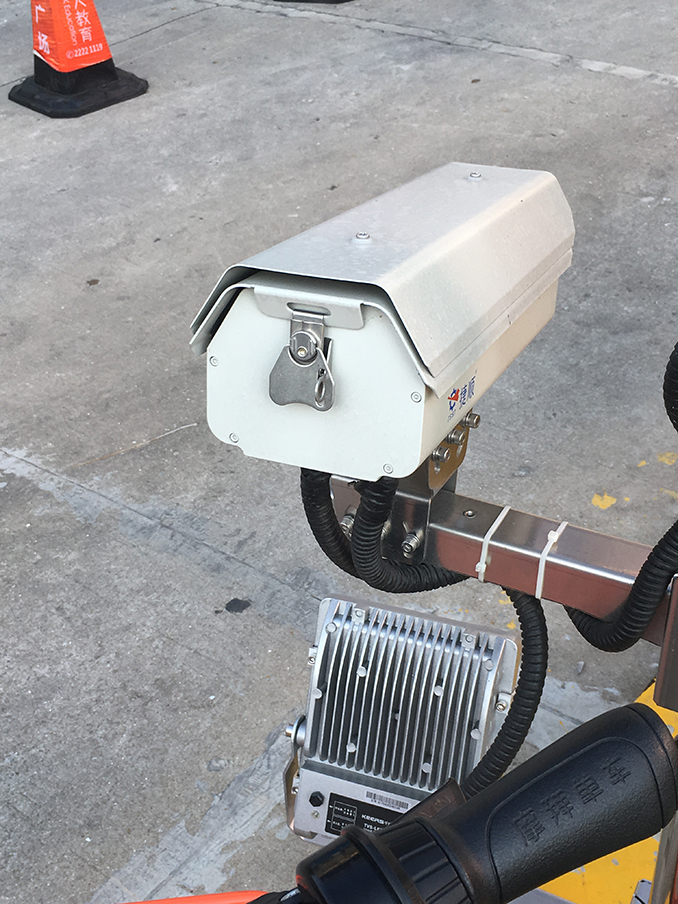 监控摄像头搭扣锁